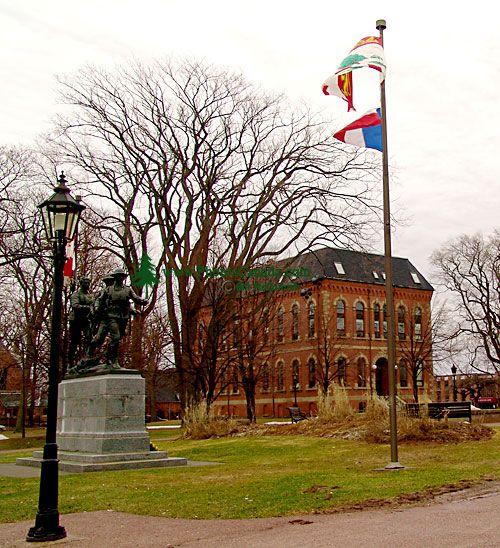Province House Square, Charlottetown, Prince Edward Island, Canada 06