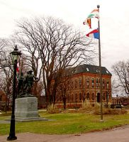 Province House Square, Charlottetown, Prince Edward Island, Canada 06