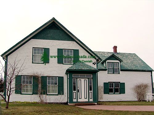 Anne of Green Gables House, Prince Edward Island National Park, PEI, Canada  05