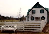 Anne of Green Gables House, Prince Edward Island National Park, PEI, Canada  04