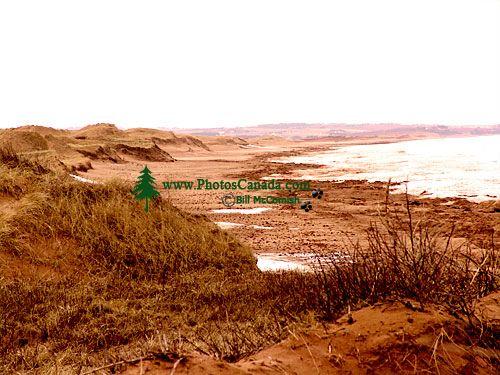 Cavendish Beach, Prince Edward Island National Park, PEI, Canada 01