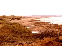 Cavendish Beach, Prince Edward Island National Park, PEI, Canada 01