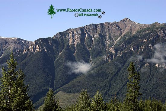 Purcell Mountains, South East British Columbia, Canada CM11-004