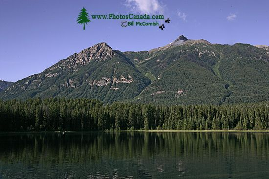 Purcell Mountains, South East British Columbia, Canada CM11-006