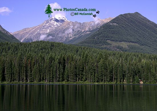 Purcell Mountains, South East British Columbia, Canada CM11-007