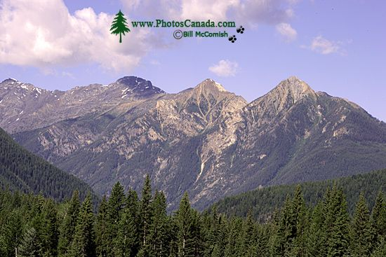 Purcell Mountains, South East British Columbia, Canada CM11-008