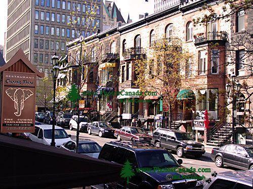 Crescent Street, Montreal,Quebec, Canada 06