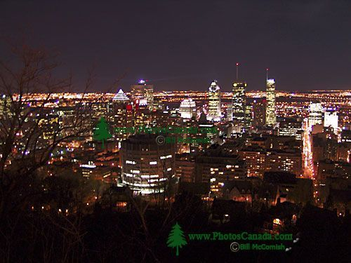 Montreal, Downtown Skyline,Quebec, Canada 03