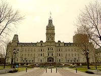 Hôtel du Parlement, Quebec City, Quebec, Canada 22