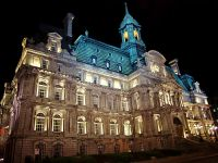 Montreal City Hall, Quebec, Canada   15