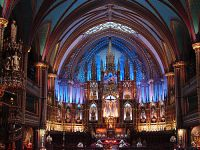 Notre-Dame of Montreal Basilica, Quebec, Canada 19 (Image not for sale)
