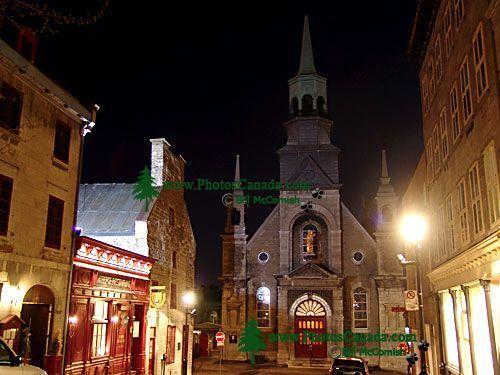 Notre Dame de Bonsecours  Church, Old Montreal,  Quebec, Canada   16