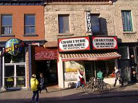 Schwartz's Hebrew Deli, Montreal, Quebec, Canada 11