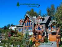 Nusalya Bed and Breakfast Chalet, Squamish, British Columbia, Canada CM11-030
