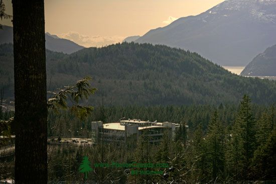 Quest University, Squamish, British Columbia, Canada CM11-002