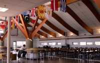 Quest University, Cafeteria, Squamish, British Columbia, Canada CM11-017