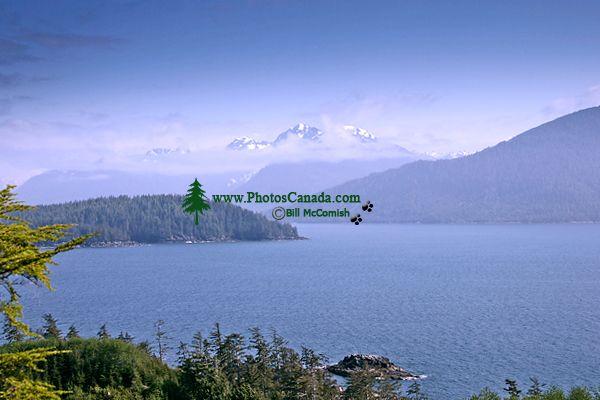 Rennell Sound, Queen Charlotte Islands, Haida Gwaii, British Columbia, Canada CM11-03
