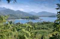 Rennell Sound, Bonanza Beach, Gregory Beach, Queen Charlotte Islands, Haida Gwaii, British Columbia, Canada CM11-04