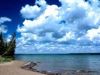 Highlight for Album: Riding Mountain National Park of Canada Photos, Manitoba, Canada, Canadian National Parks Stock Photos