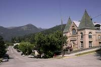Highlight for Album: Rossland and Trail,  West Kootenay - British Columbia Stock Photos