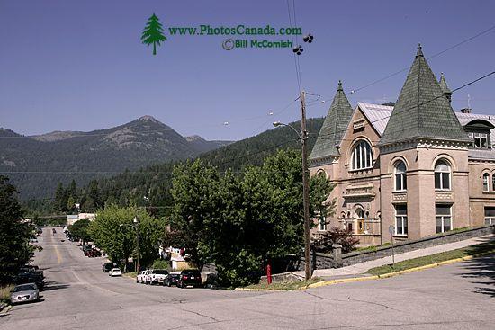 Rossland, West Kootenay, British Columbia, Canada CM11-001