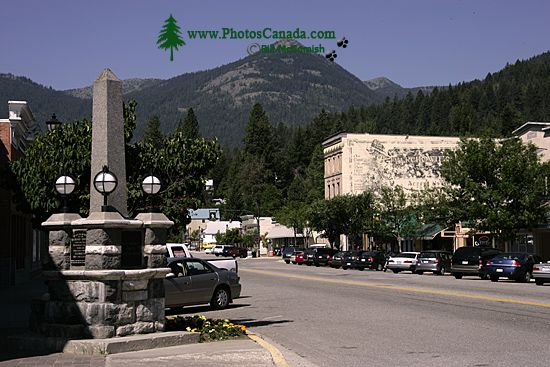 Rossland, West Kootenay, British Columbia, Canada CM11-003
