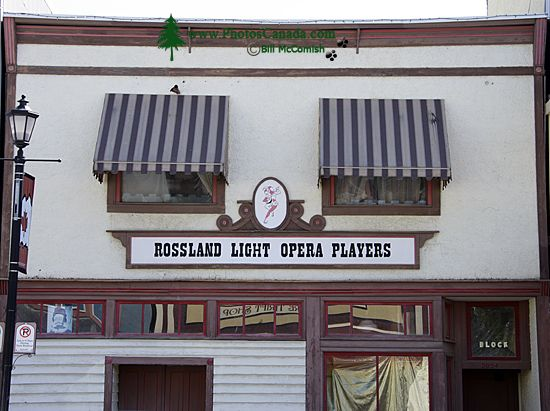 Rossland, West Kootenay, British Columbia, Canada CM11-008