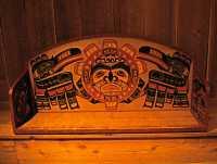 Royal BC Museum Photos, Hunt Carving, Victoria, British Columbia, Canada CM11-32