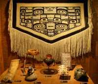 Royal BC Museum Photos, Chilkat Blanket, Victoria, British Columbia, Canada CM11-17