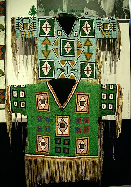 Royal Ontario Museum (ROM) First Nations Clothing, Toronto, Ontario CM11-014