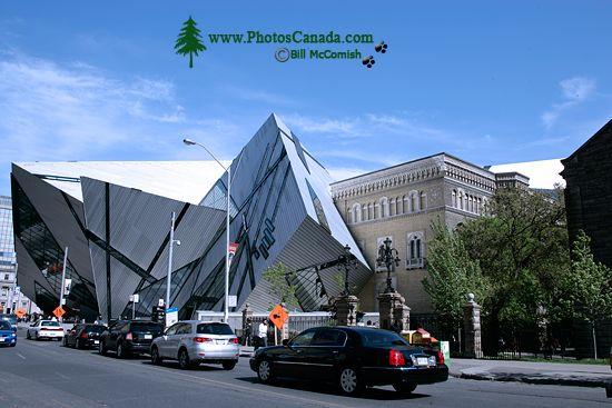 Royal Ontario Museum, (ROM), Toronto, Ontario CM11-003
