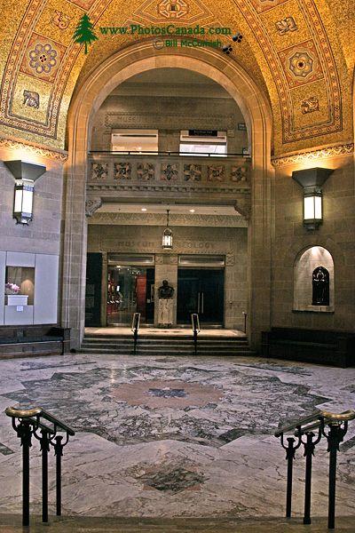Royal Ontario Museum, (ROM), Toronto, Ontario CM11-005
