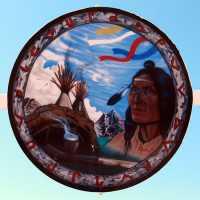 Saamis Tepee, Medicine Hat, Alberta, Canada CMX-010
