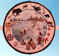 Saamis Tepee, Medicine Hat, Alberta, Canada CMX-011