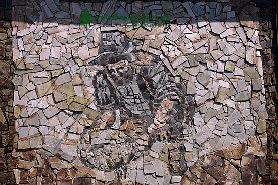 Salmo Murals, West Kootenay, British Columbia, Canada CM11-003