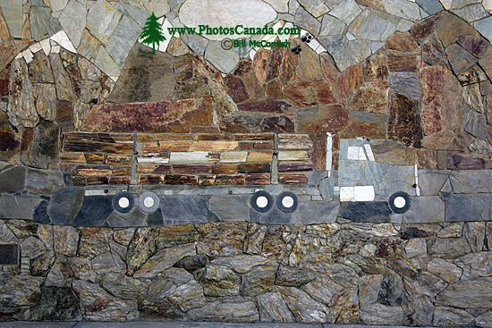 Salmo Murals, British Columbia, Canada CM11-009