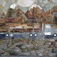 Salmo Murals, West Kootenay, British Columbia, Canada CM11-006