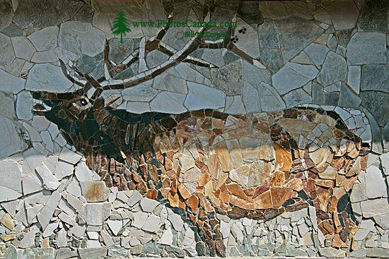 Salmo Murals, West Kootenay, British Columbia, Canada CM11-007