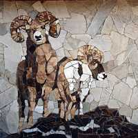 Salmo Murals, West Kootenay, British Columbia, Canada CM11-008