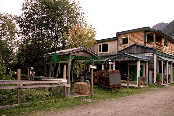 Stewart, British Columbia, Canada CM11-04