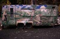 Sandon Ghost Town, West Kootenays, British Columbia, Canada CM11-003