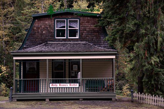 Sandon Ghost Town, West Kootenays, British Columbia, Canada CM11-004