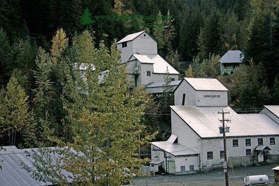Sandon Ghost Town, West Kootenays, British Columbia, Canada CM11-005
