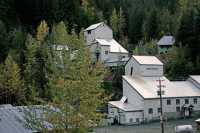 Sandon Ghost Town, West Kootenays, British Columbia, Canada CM11-005