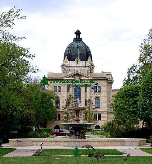 Regina Leglislative Building, Saskatchewan, Canada 02