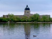 Regina Leglislative Building, Saskatchewan, Canada 01