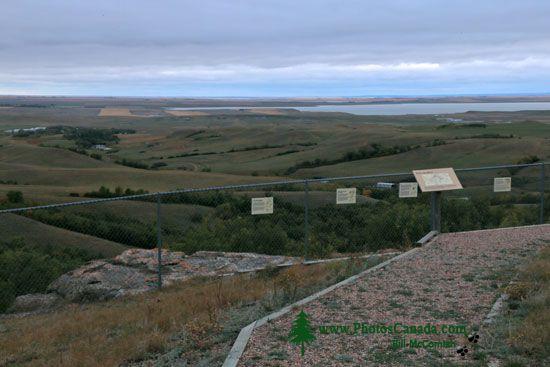 St Victor Petroglyphs, Saskatchewan, Canada CMX-001
