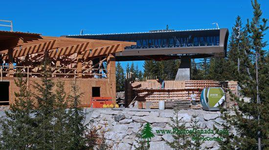 Sea to Sky Gondola, Summit Terminal, Squamish, British Columbia, Canada CMX 006