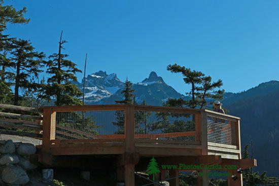 Sea to Sky Gondola, Panoramic Deck, Squamish, British Columbia, Canada CMX 004