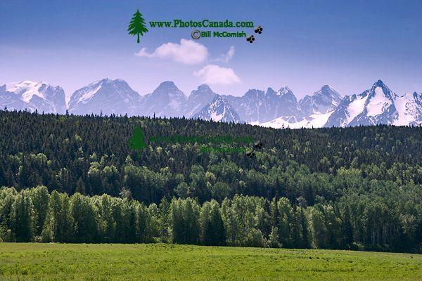 Seven Sisters Mountain Range, British Columbia, Canada, CM11-001